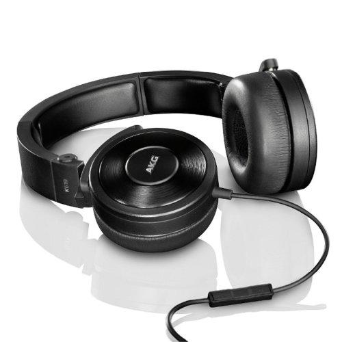 akg k619 casque audio dj haute performance avec micro et. Black Bedroom Furniture Sets. Home Design Ideas